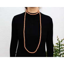 Load image into Gallery viewer, Metallic Mala Necklace Large