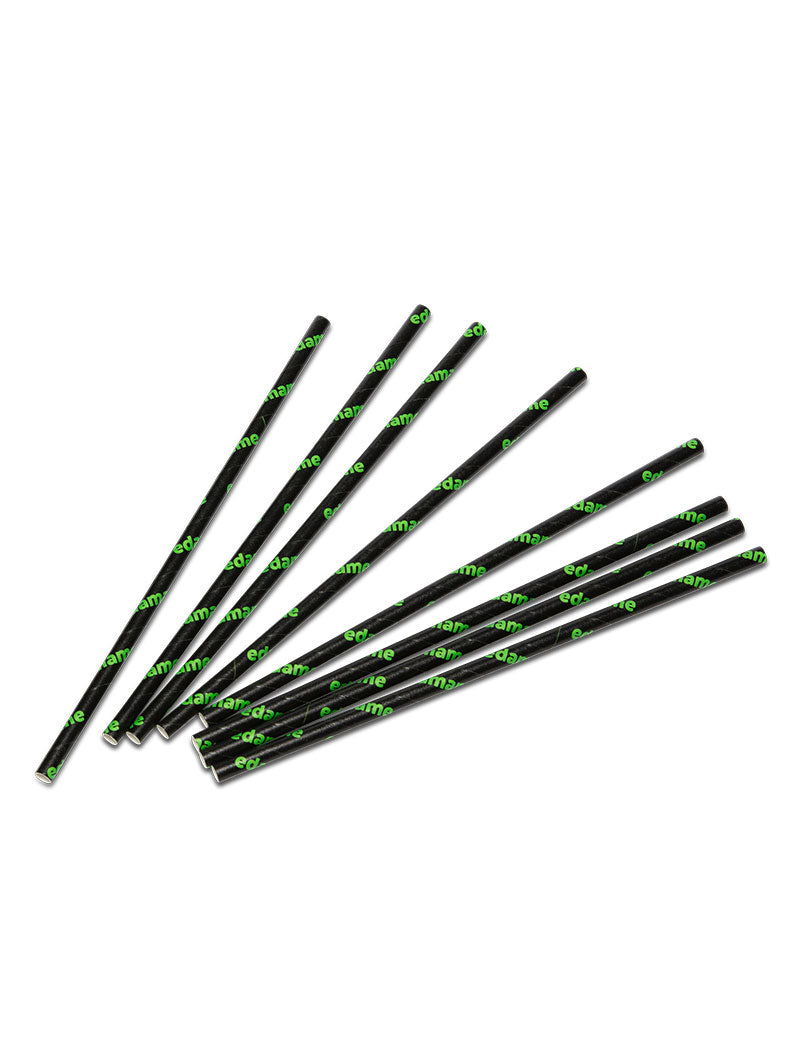 Environmentally Friendly Paper Straws (150 pack)