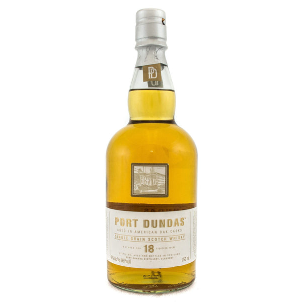 Port Dundas 18 Years Old Scotch Port Dundas