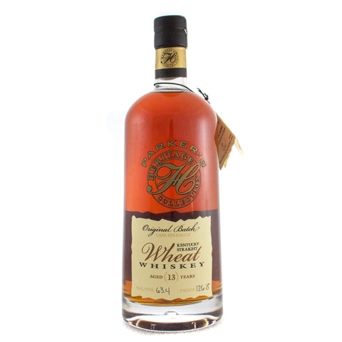 Parker's Heritage Wheat Whiskey 13 Year