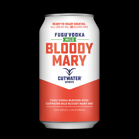 Mild Bloody Mary (4 Pack - 12 Ounce Cans)