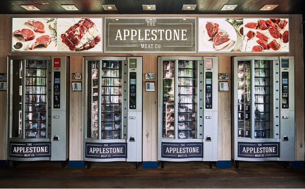 24/7 Steak Vending Machines Exist To Satisfy Your Carnivorous Needs