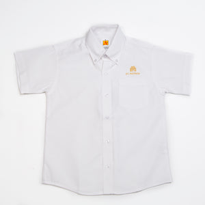 OXFORD SHIRT WITH LOGO