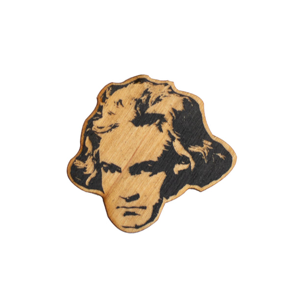 Beethoven Lapel Pin