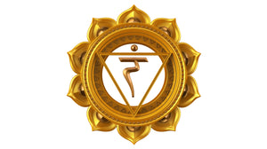 Image of the Manipura Chakra symbol