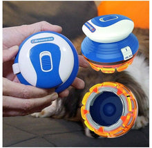 As Seen on TV Original Groomaroo Circular Pet Groomer Pet Grooming Supplies
