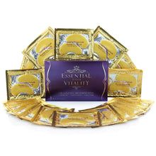 [20-Pairs] 24k Gold Eye Mask with Collagen for Puffy Eyes, Dark Circles, Bags & Wrinkles Personal Care