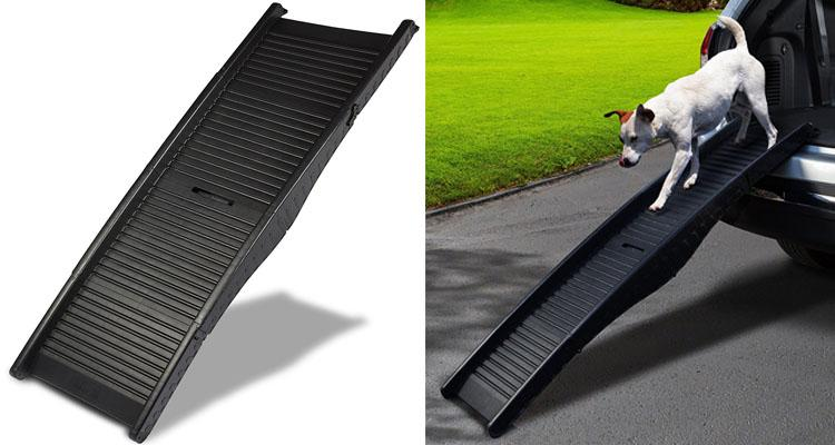 Paws & Pals 60-Inch Tri-Fold Pet Auto Ramp