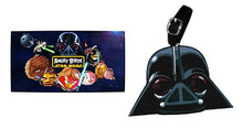 "Angry Bird - Star Wars ""Darth Vader"" I.D. Luggage Tag Luggage Tags"