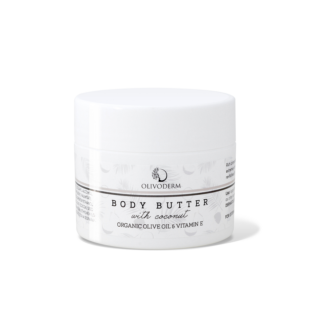 Rejuvenating Body Butter