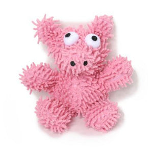 Microfiber Extra Tough Junior Pig Dog Toy