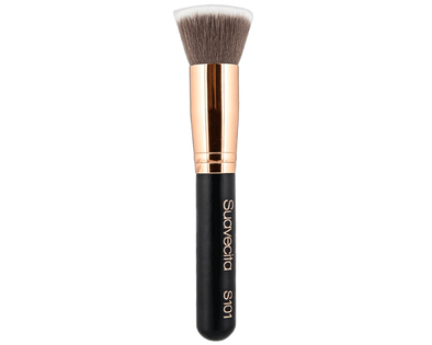 Suavecita Flat Powder Brush - S101