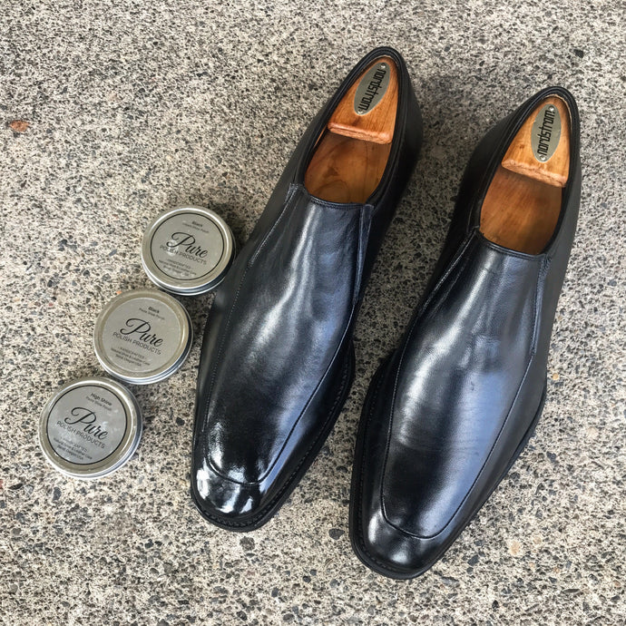 From Start to Mirror with Magnanni Loafers