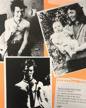 Anne Beverley: The Sid Vicious Family Album