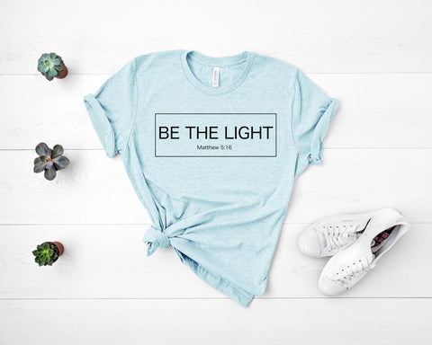 Image of Be the Light Tee