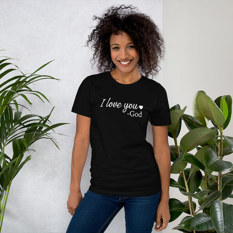 Image of I Love You Tee