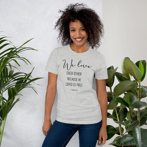 Image of We Love Tee