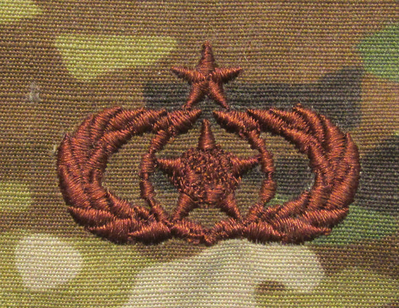 Air Force Occupational Badge - OCP SPICE BROWN