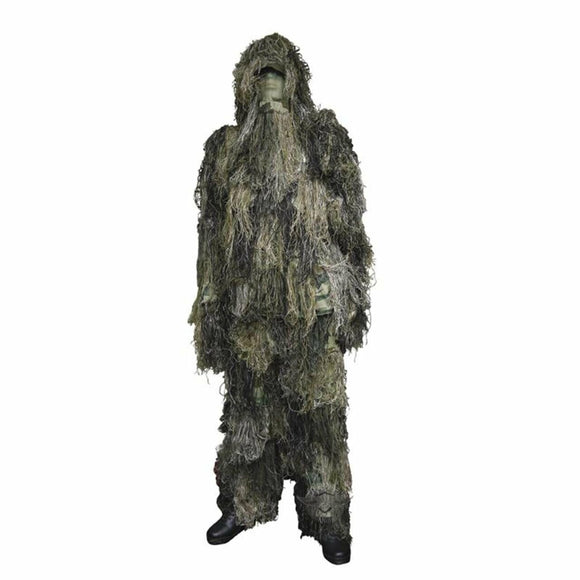 5ive Star Gear KIDS Camouflage Ghillie Suit - WOODLAND CAMO - Sale Priced!