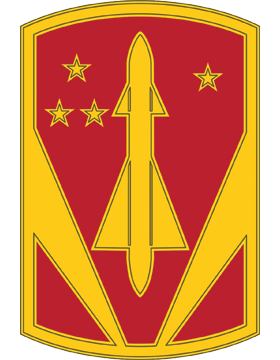 31st ADA CSIB - Army Combat Service Identification Badge