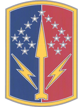 174th ADA CSIB - Army Combat Service Identification Badge
