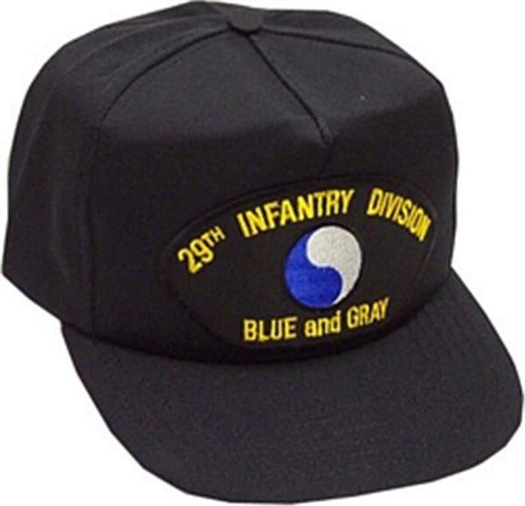 29th Infantry Division Ball Cap