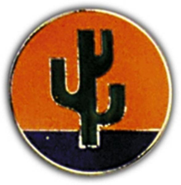103rd Division Small Hat Pin