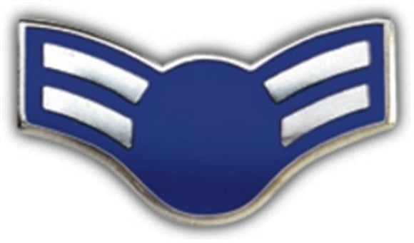 USAF E-3 Rank Small Pin