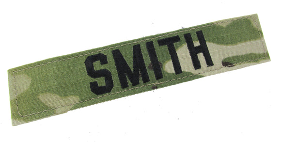U.S. Army OCP Name Tape