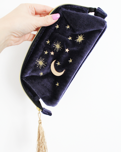 Cosmic Cosmetic Bag