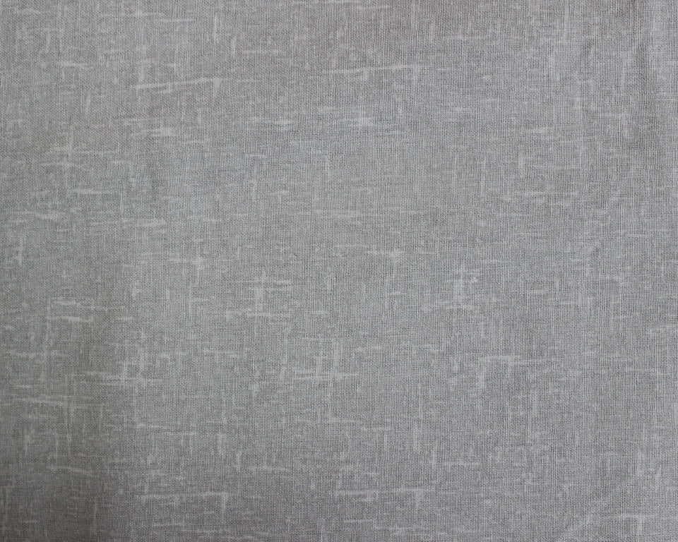 Grey textured blender cotton