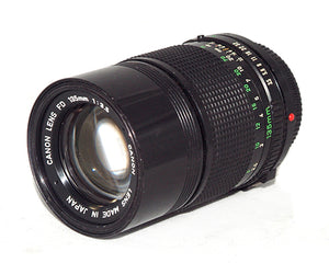 Canon 135mm f3.5 FD Lens