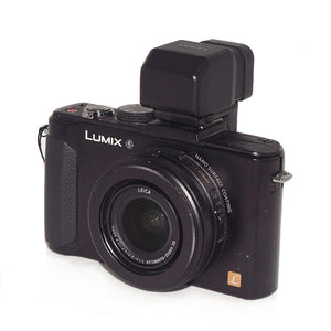 Panasonic Lumix LX7 with LVF2 Viewfinder