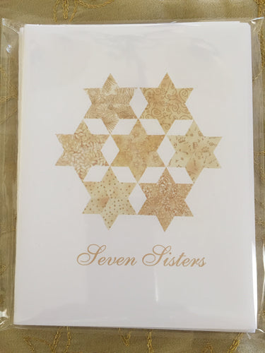 Seven Sisters Notecards