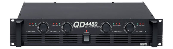 InterM - QD 4480 Powered Amplifier