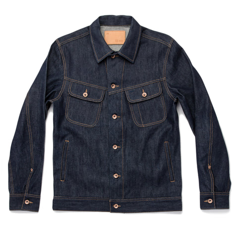 The Long Haul Jacket in Organic '68 Selvage - featured image