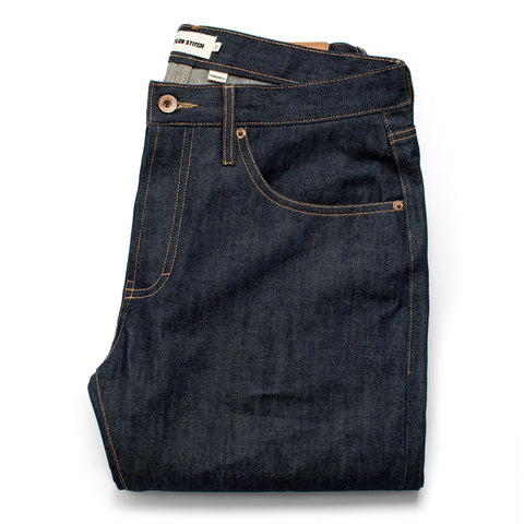 The Democratic Jean in Organic '68 Selvage - featured image
