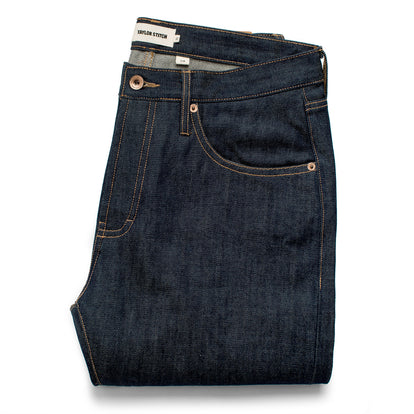 The Slim Jean in Organic '68 Selvage