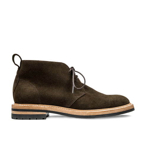 The Chukka in Weatherproof Loden Suede - featured image