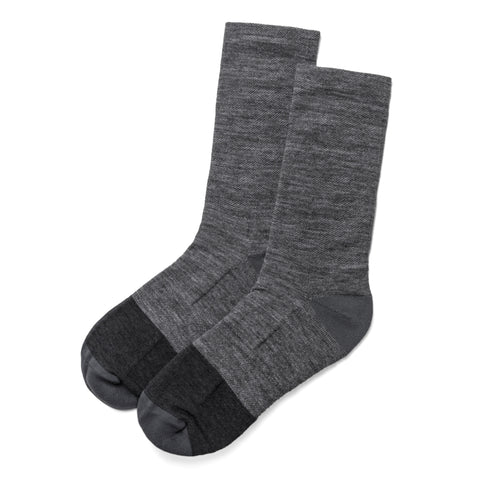 The Merino Sock in Dipped Navy - featured image