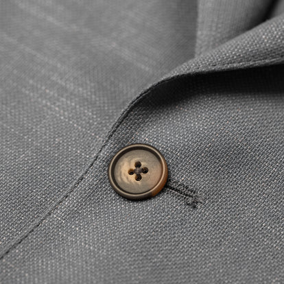 The Telegraph Jacket in Charcoal Slub: Alternate Image 8