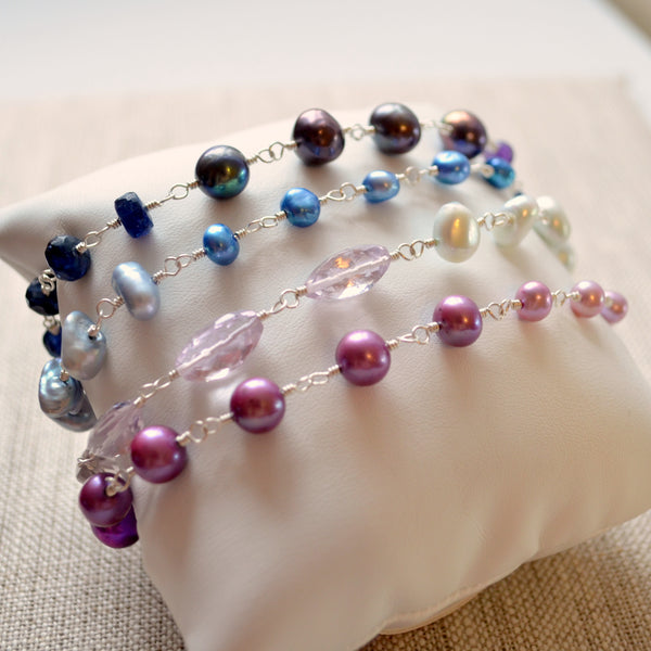 Spring Ombre Necklace