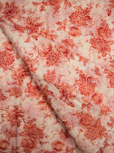 Cotton mal printed Fabric