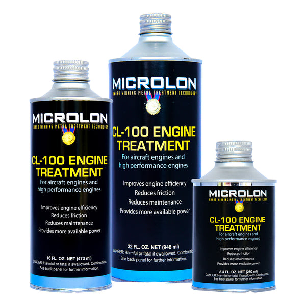 Microlon Engine Treatment Kit - Continental Aircraft [IO-520 Engine]
