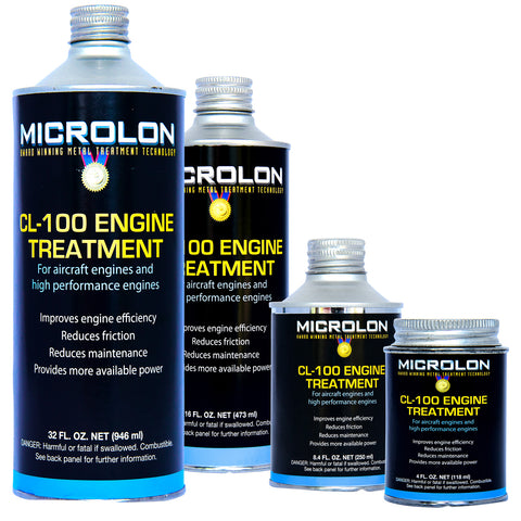 Microlon CL-100 Engine Treatment