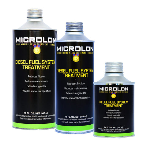 Microlon Diesel Fuel System Treatment