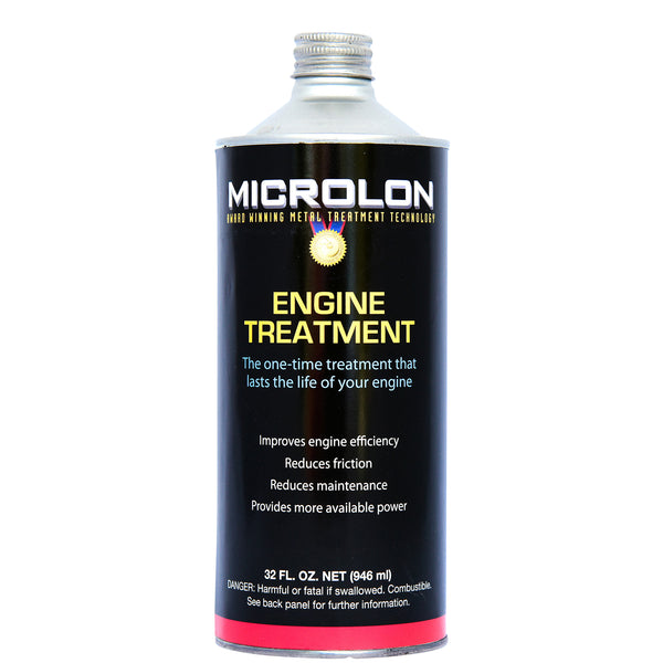 Microlon Engine Treatment - Small Engines 201-300hp (32oz.)