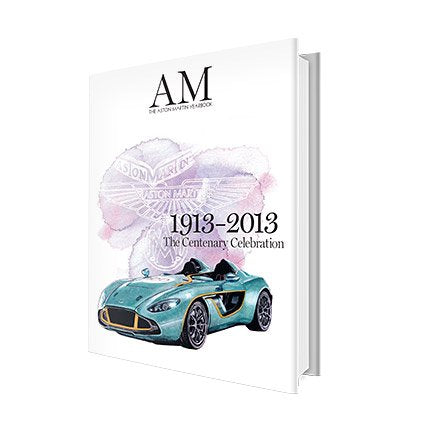 Aston Martin Yearbook (November 2013)