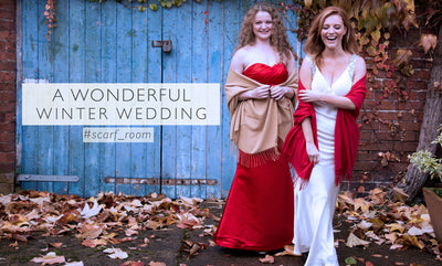 The New Girl Upstairs - A Wonderful Winter Wedding