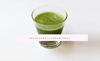 Spring Detox - The Ultimate Green Juice